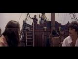 Чёрный корсар (1971) Занимательный приключенческий фильм про пиратов