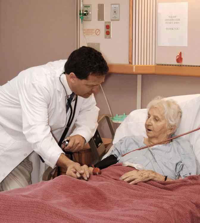 Лучшие врачи Альцгеймера часто являются специалистами в области гериатрической медицины