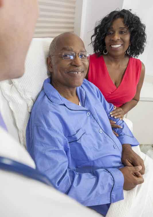 Врачи нуждаются в специализированном сочувствии и навыках слушания при взаимодействии с пациентами Альцгеймера и их опекунами