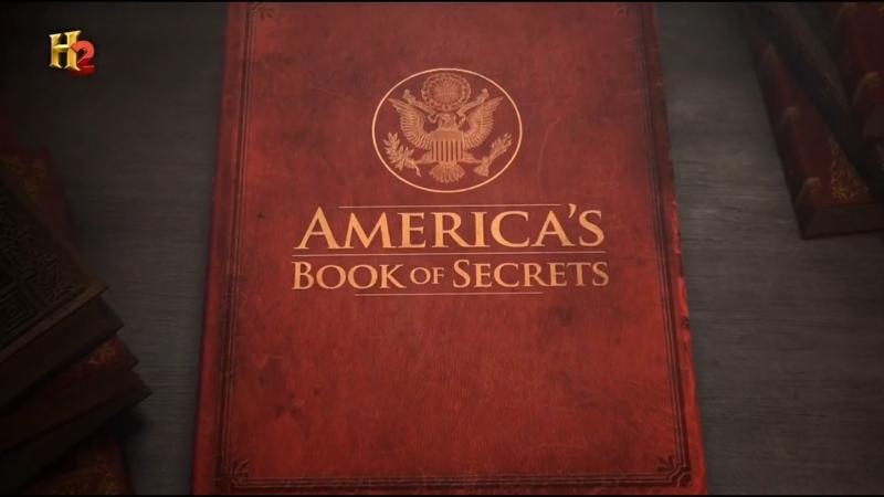 Американская книга тайн 2 сезон Ку клукс клан America's Book of Secrets