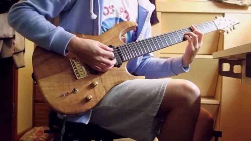 Intervals Ephemeral Guitar Cover