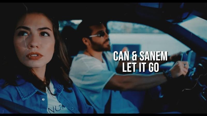 Can Sanem || let it go (1x14)