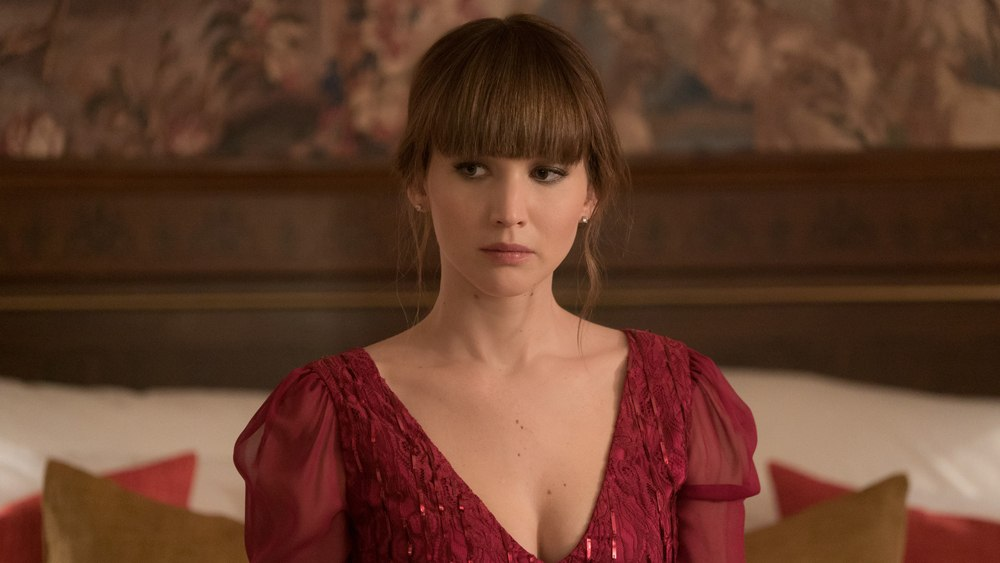 Red Sparrow In Hindi Dubbed Torrent