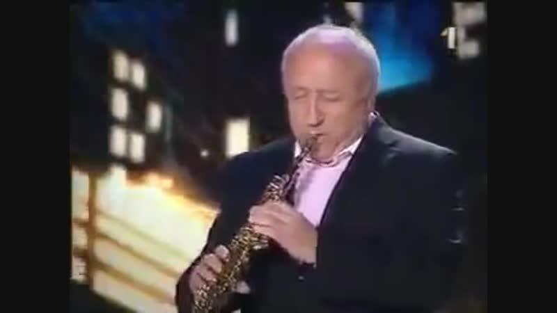 Саксофон и кларнет. Музыка из к.ф Крёстный отец