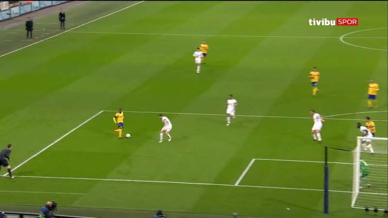 Tottenham 1-2 Juventus - UEFA Şampiyonlar Ligi Son 16