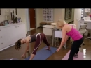 Kate Beckinsale hot sexy bending over doing yoga (1080p hd) (1)