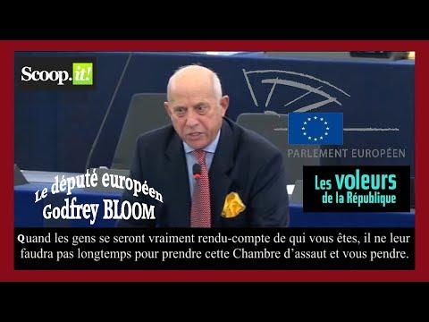 Parlement Européen Les gens vont vous pendre et ils auront raison Hd 720