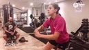 Un día de entrenamiento en Malasia con Carolina Marín