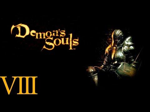 В первый раз в Demon's Souls! День 8 - Перекаченный финальный рывок