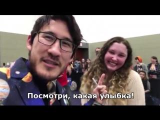 Markiplier - It gets better (rus sub)