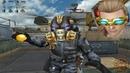 Cross Fire China || Crater Renewal Boss Inferno Titan Set Dress !