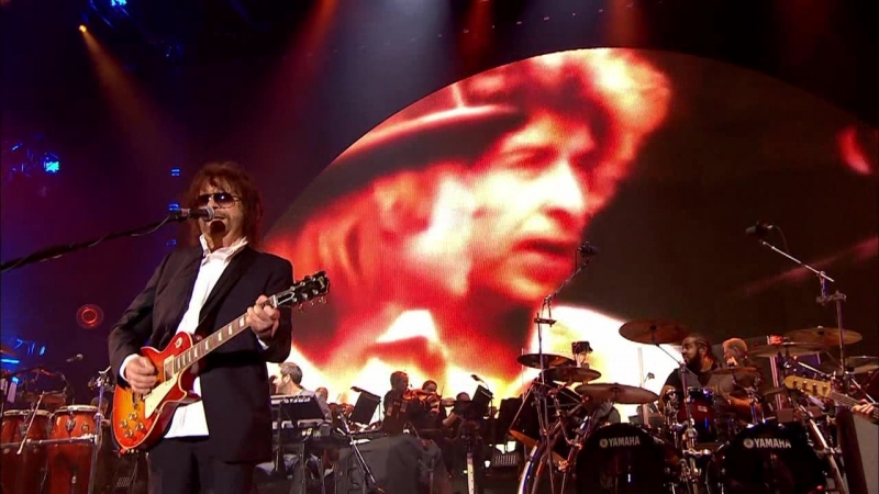 Jeff Lynnes ELO - Handle With Care 12 (Live in Hyde Park London 2014)