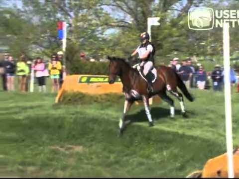 Mary King Kings Temptress - 2011 Rolex KY Cross Country