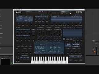 Sonic Academy - How To Use ANA 2 Sound Design with Bluffmunkey