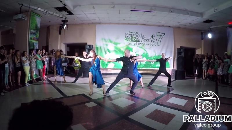 Palladium Dance Company - Popurri
