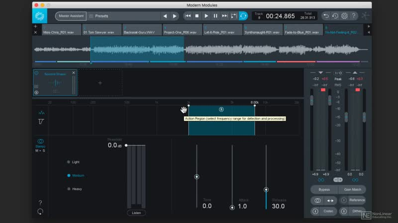 Ask Video - Ozone 8 101 Mastering Toolbox