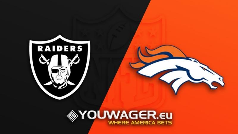 Week 02 / 16.09.2018 / OAK Raiders @ DEN Broncos