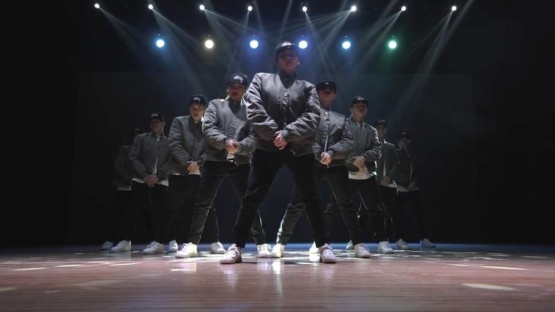 세계1위 한국댄스팀 저스트절크 오디션을 통해 9명이 뽑힌 저스트절크 패밀리의 퍼포먼스