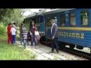 Історія дитячої залізниці в Ужгороді - Туристичний маршрут