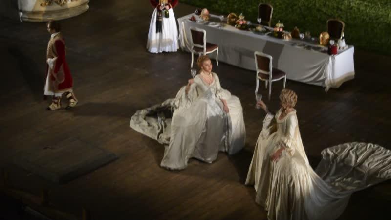 Большой театр опера «Так поступают все женщины» , Моцарт(осень18)