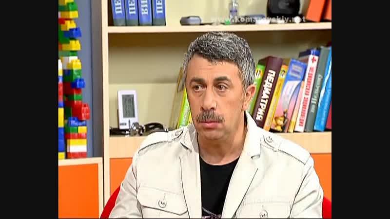 Комаровский Выпуск 111 от 24.04.2012 Гигиена девочек