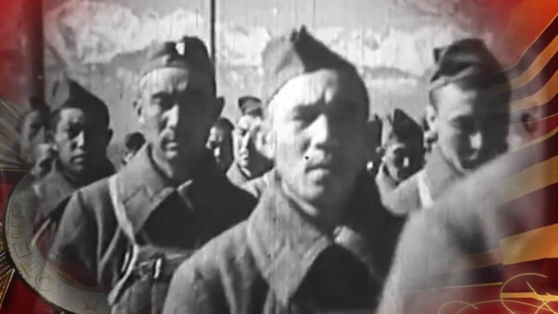 Клип Приходил солдат с войны ВИА Контраст г. Данилов, запись 2000 г.