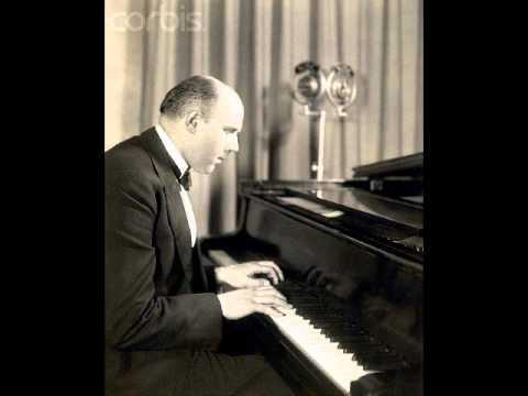 Walter Gieseking plays Schubert Impromptu in B flat Op. 142 No. 3