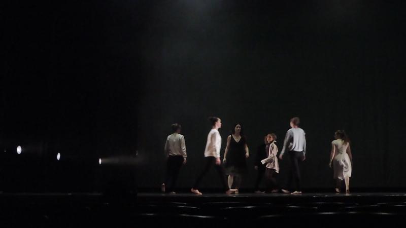 Modern boom ballet Спектакль памяти Вени Д'ркина Anno Domini