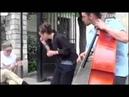 Французские уличные музыканты French buskers
