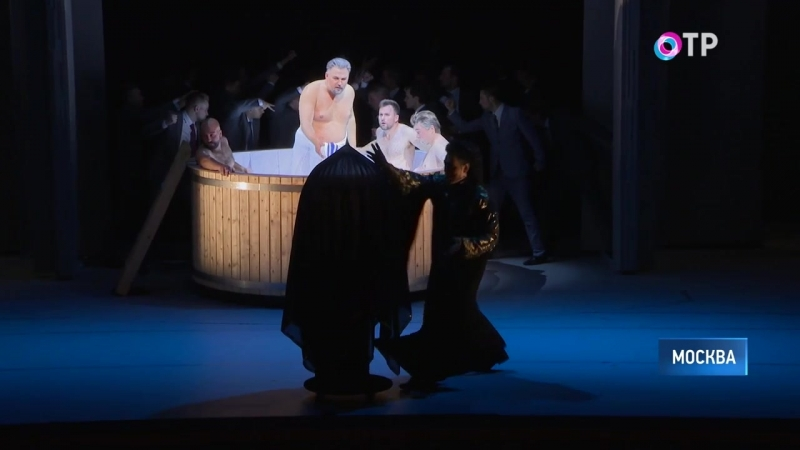 ОТР «Геликон-опера» представил «Золотого петушка» Римского-Корсакова