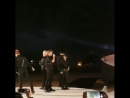 FANCAM 18.07.18 Torch Relay Concert Asian Games 2018 Wake Me Up
