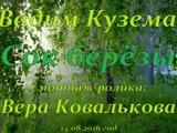 Вадим Кузема Сок берёзы...