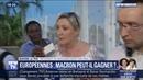 Pour Marine Le Meon la liste LaRem pour les élections européennes est la Foir Fouille