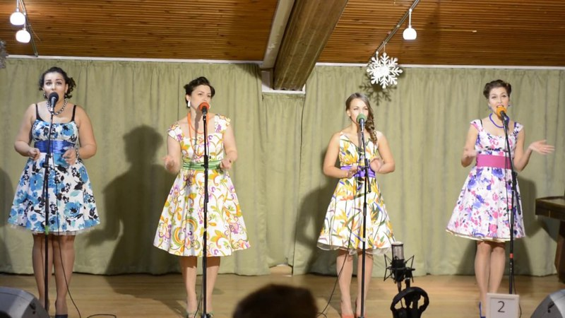 Chattanooga Choo Choo - Fancy Jazzers