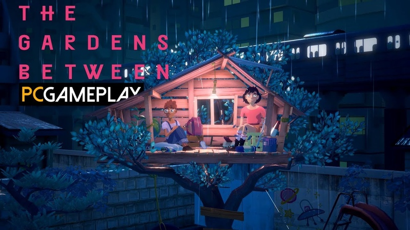 The Gardens Between - Gameplay