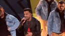 Luis Fonsi sings Impossible Live Mickeys 90th Birthday Spectacular HD 1080p