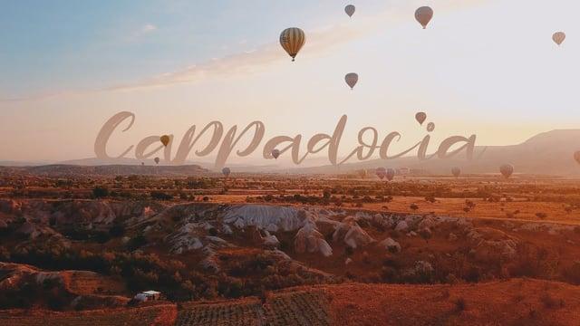 Cappadocia - A7SII - Slog 2