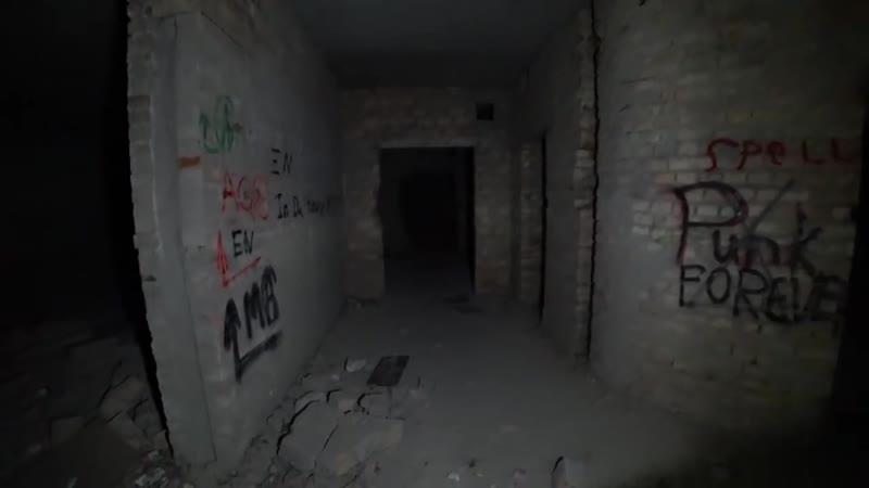 НОЧЬ В ПСИХУШКЕ. Заброшенная психиатрическая больница
