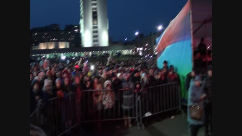 День Народного Единства 4.11.18 ч.6 Владивосток Дмитриев Дмитрий
