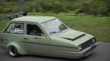 3-Wheeler Reliant Monster. Renault Rialto