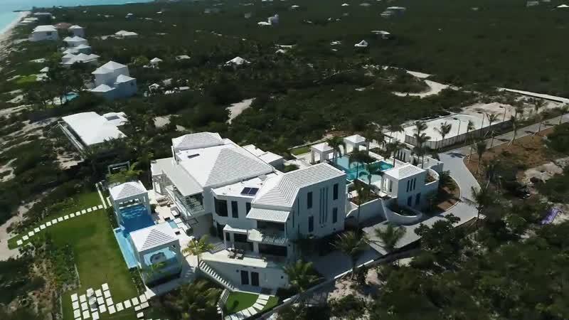 Triton Luxury Villa Long Bay Beach