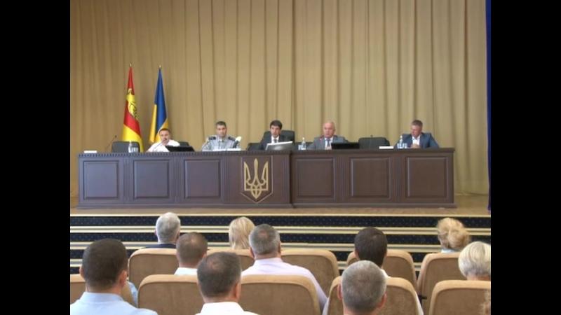 Акценти дня - Робоча нарада між представниками влади та поліцейськими