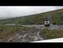Дорога через р.Дудинка