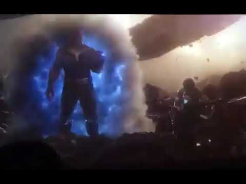 Война бесконечности / Avengers Infinity war