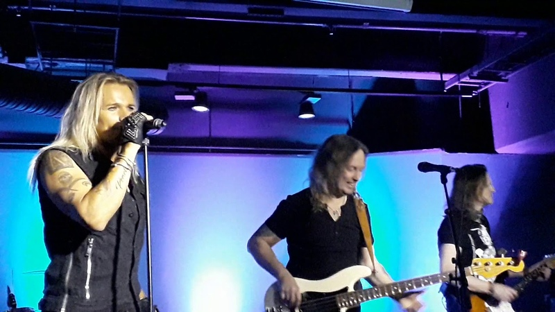 Olli Herman Rock And Roll Sensation - Breaking The Law (1.2.2019 Ilves BarNight, Tampere)