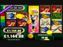£2028 MEGA BIG WIN with £0.6 bet on Bruce Lee WMS slot