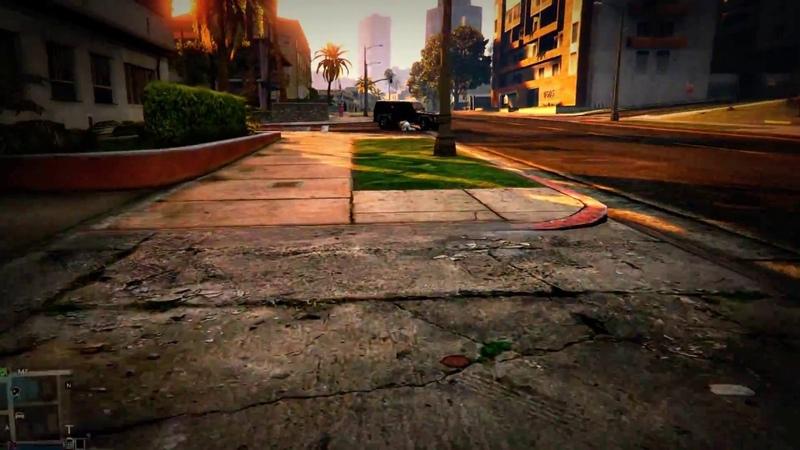 GTA 5 Online_Безудержное веселье