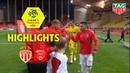 AS Monaco - Nîmes Olympique ( 1-1 ) - Highlights - (ASM - NIMES) / 2018-19