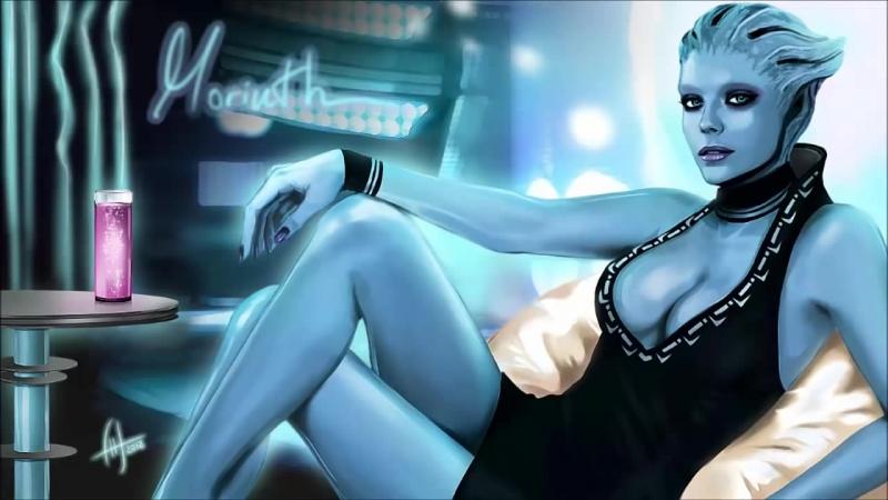 Mass Effect - Darkstar - Morinth