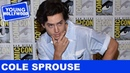 Cole Sprouse Gives Advice to the Riverdale Cast!